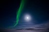 Aurora Borealis / Northern lights over troms 23.11.2010